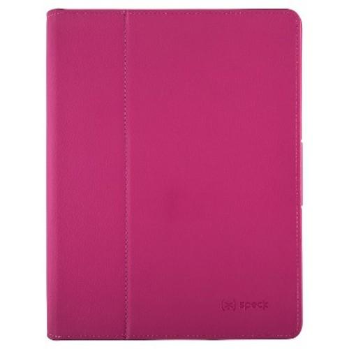 Speck FitFolio for iPad 2/3/4 - Fuchsia/Raisin