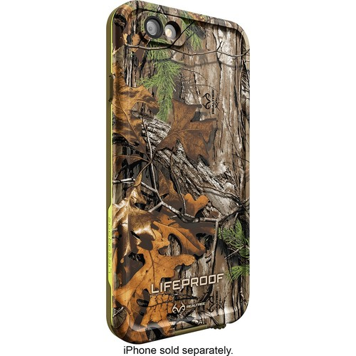 LifeProof - FRE Case for Apple iPhone 6 and 6s - Realtree/Lime/Olive