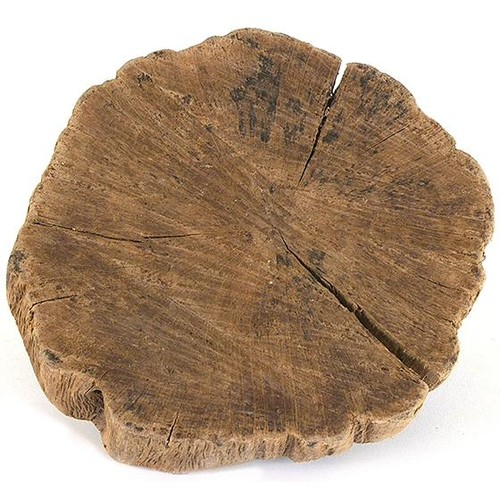 Driftwood Decorative Table Accent earthy tabletop decor that could work anywhere