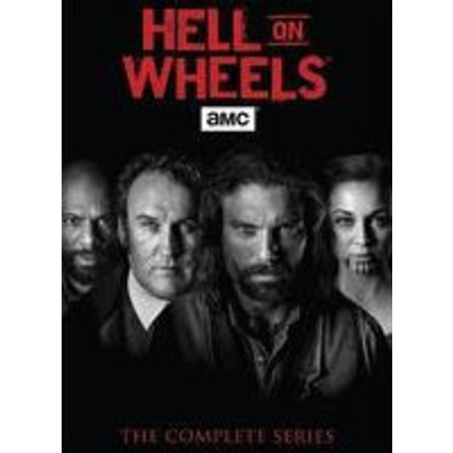 Hell on Wheels: the Complete Series