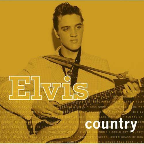 Elvis Country [CD]
