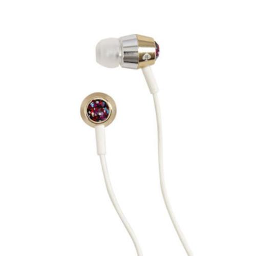 Kate Spade New York Earbuds, Multi Glitter
