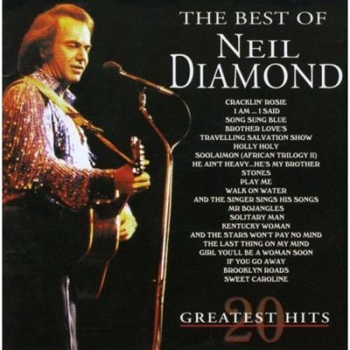 The Best Of Neil Diamond - Neil Diamond