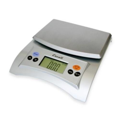 Escali Aqua 11 lb. Multipurpose Digital Food Scale in Silver