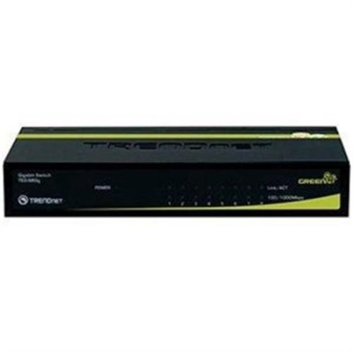 TRENDnet TEG-S80G 8-Port Gigabit GREENnet Switch