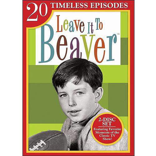Leave It To Beaver - 20 Timeless Episodes - Embossed Slim Tin