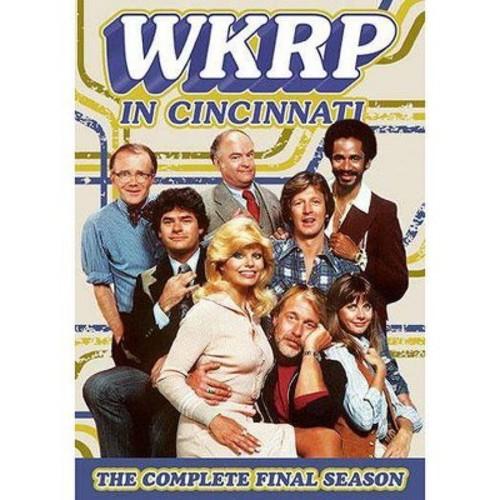 WKRP in Cincinnati: The Complete Fourth Season (The Final Season)
