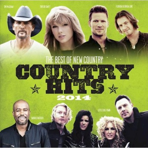 Country Hits 2014 [CD]
