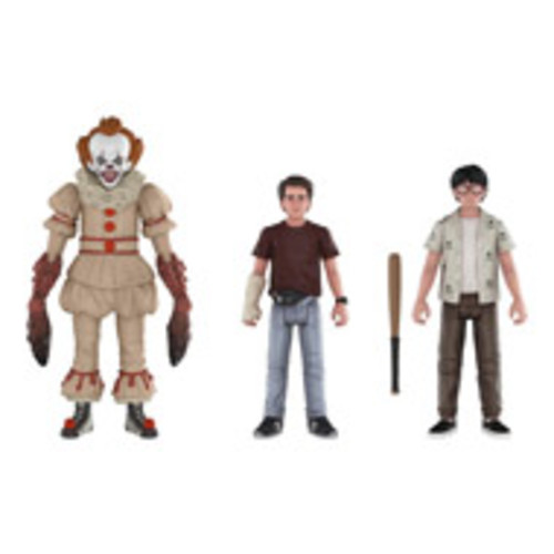 Action Figures: IT - 3 Pack Set 3
