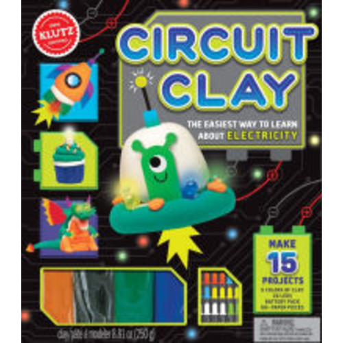 Circuit Clay: The Easiest Way to Learn About Electricity
