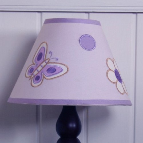 GEENNY Lamp Shade, Butterfly : Nursery Lamps : Baby