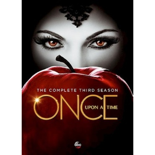Once Upon a Time: The Complete Third Season (5 Discs) (dvd_video)
