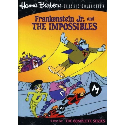 Frankenstein Jr. & The Impossibles: The Complete Series