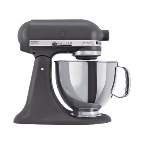 KitchenAid Artisan Series 5-Quart Tilt-Head Stand Mixer, Imperial Black