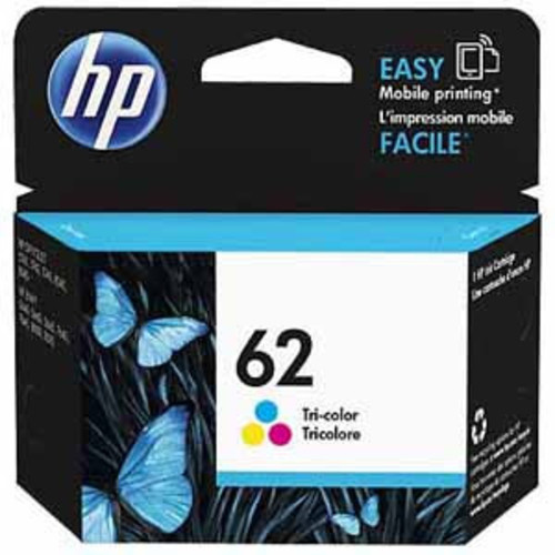 HP 62 Ink Cartridge - Tri-Color