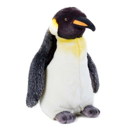 Lelly National Geographic Penguin Hand Puppet