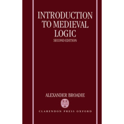 Introduction to Medieval Logic / Edition 2