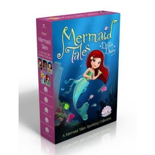 A Mermaid Tales Sparkling Collection: Trouble at Trident Academy; Battle of the Best Friends; A Whale of a Tale; Danger in the Deep Blue Sea; The Lost Princess [Book]