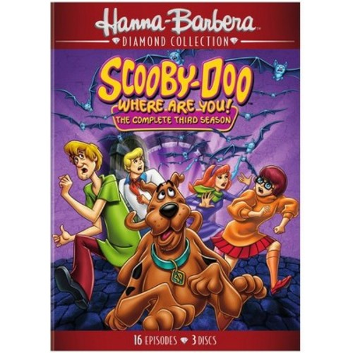Scooby-Doo, Where Are You!: The Complete Third Season [DVD]