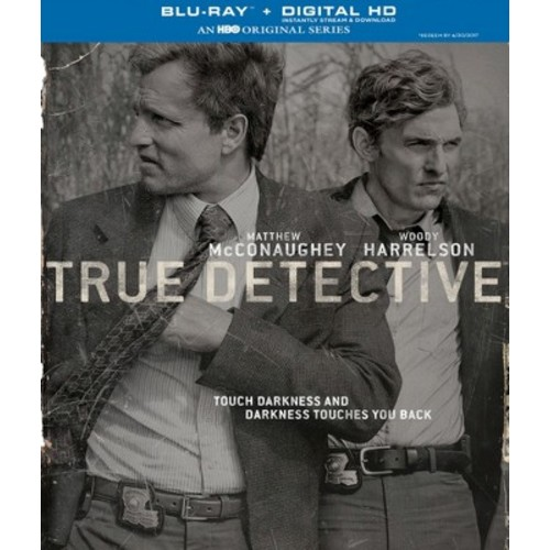 True Detective: The Complete First Season (3 Discs) (Includes Digital Copy) (Blu-ray) (W) (Widescreen)