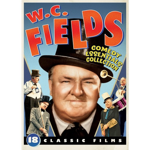 W.C. Fields: Comedy Essentials Collection - 18 Classic Fillms [5 Discs] [DVD]