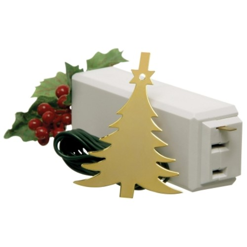 On/Off Touch Control Ornament For Tree Lights (1225L)