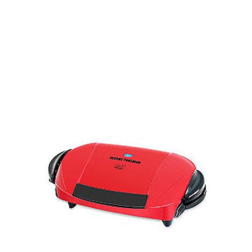 George Foreman 5 Serving Removable Plate Grill GRP0004R - Online Only