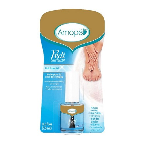 Amope Pedi Perfect Electronic Nail Care Oil, 1 Count