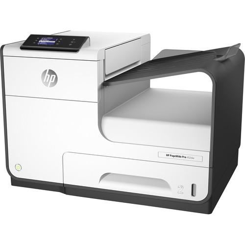 HP - PageWide Pro 452dw Wireless Inkjet Printer