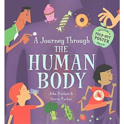 Journey Through the Human Body (Hardcover) (Steve Parker)