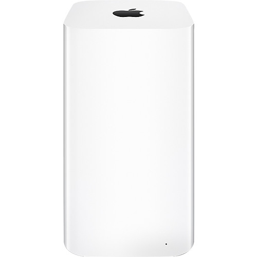 Apple - AirPort Extreme Base Station - White