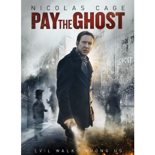 Pay the Ghost [DVD] [2015]