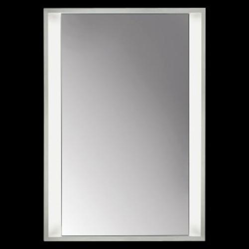 Tech Lighting Siber Mirror [Pattern / Design : Recessed; Light Option : Halogen; Finish : Chrome]