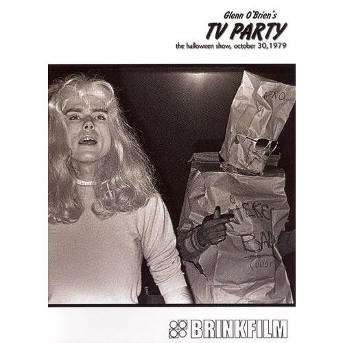 Glenn O'Brien's TV Party: The Halloween Show [DVD]
