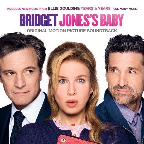 Bridget Jones's Baby [Original Motion Picture Soundtrack] [CD]