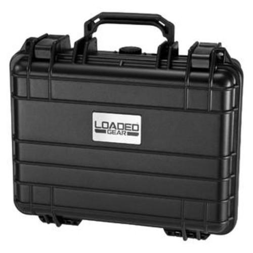 Barska Optics Loaded Gear; Hard Case (Loaded Gear; HD-200 Hard Case; Black)