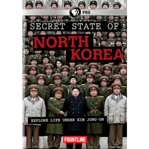 Frontline-secret State Of North Korea [dvd] (Pbs)