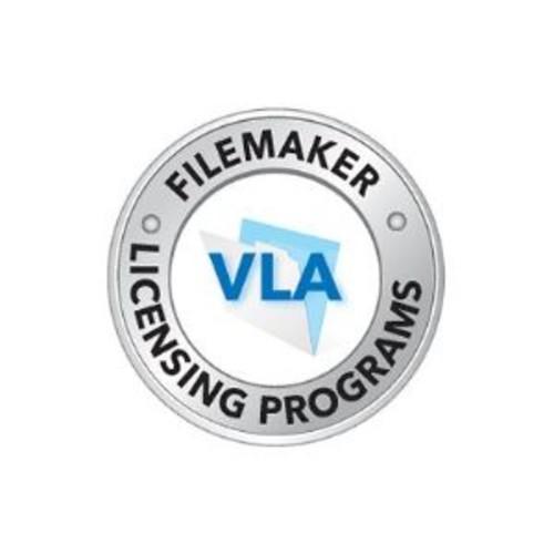 FileMaker Server - Maintenance ( 2 years ) - 1 server, 100 concurrent connections - EDU, non-profit - ENPVLA - Win, Mac