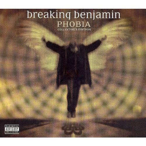 Phobia [CD/DVD] [CD] [PA]