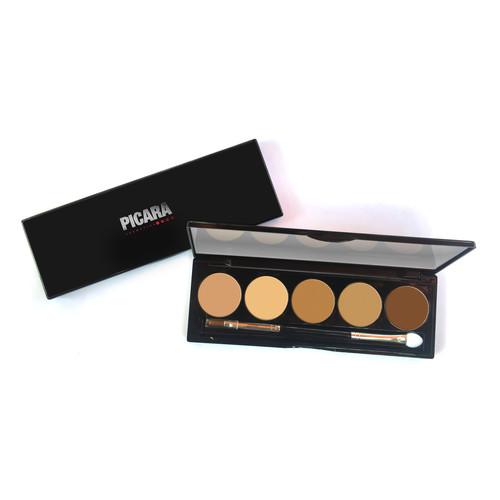 Picara Contour & Highlighting Cream Palette Medium