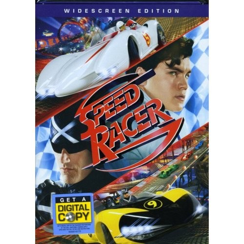 Speed Racer [DVD] [2008]