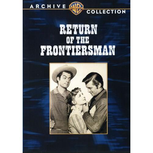 Return Of The Frontiersman (DVD)