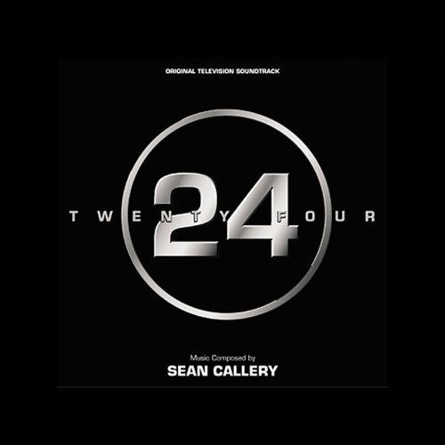 24 [Original Television Soundtrack] [CD]