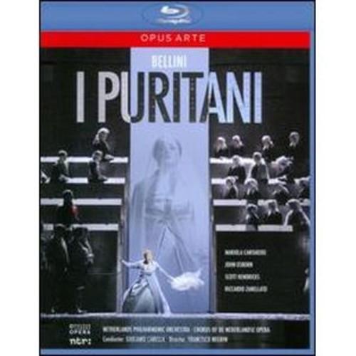 I Puritani [Blu-ray] 2/DHMA