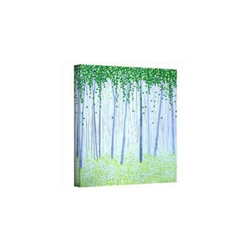Misty Woodlands' Gallery wrapped Canvas Art Print
