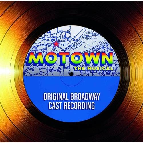 Motown: The Musical [Original Broadway Cast Recording] [CD]