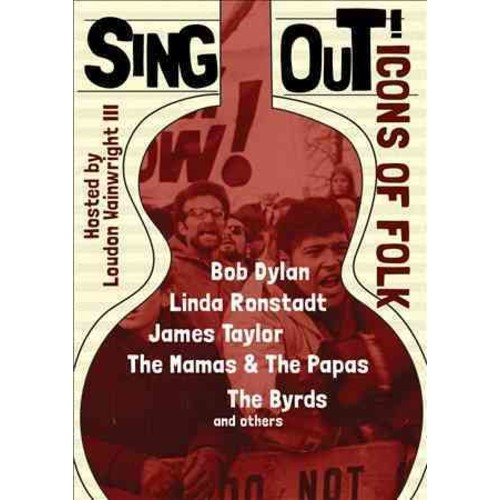 Sing Out!: Icons of Folk (DVD)