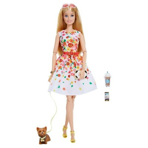 Barbie Collector The Barbie Look - Park Pretty Doll