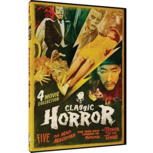 Classic Horror: 4 Movie Collection