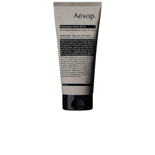 Aesop Redemption Body Scrub in